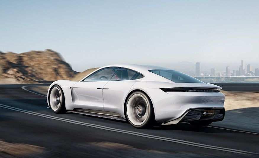 35 Concept of 2020 Porsche Mission E Electric Sedan Spied Testing Alongside Teslas Images with 2020 Porsche Mission E Electric Sedan Spied Testing Alongside Teslas