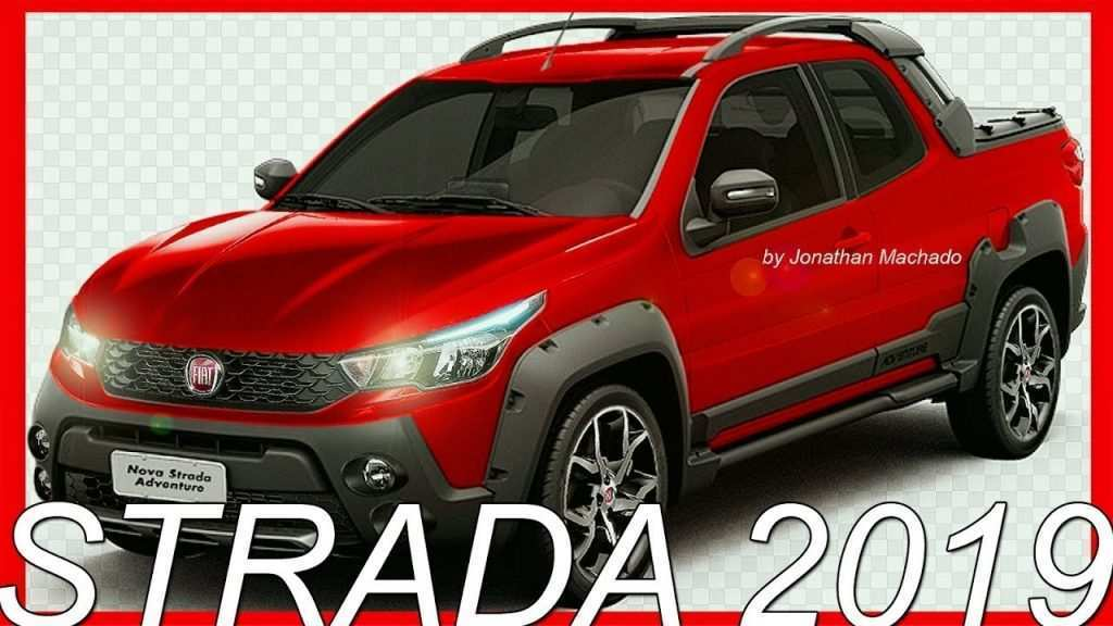 35 Concept of Fiat Strada 2019 First Drive with Fiat Strada 2019