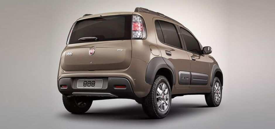 35 Concept of Fiat Uno 2019 Interior with Fiat Uno 2019