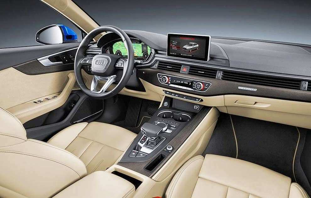 35 Gallery of 2019 Audi A4 Interior First Drive for 2019 Audi A4 Interior