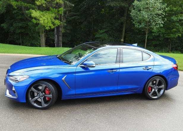 35 Gallery of 2019 Genesis G70 Specs Ratings by 2019 Genesis G70 Specs