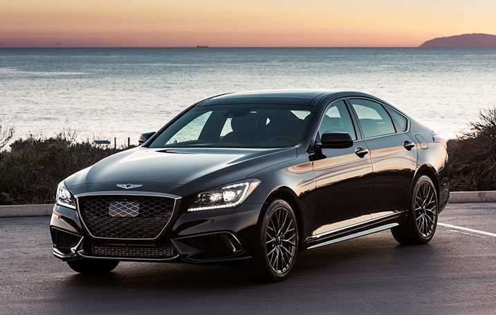35 Gallery of 2019 Genesis G80 Configurations for 2019 Genesis G80