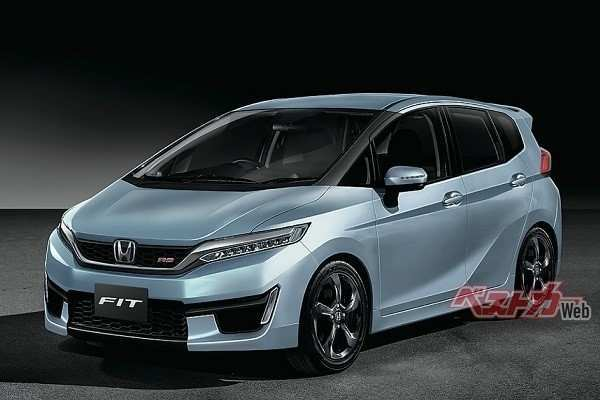 35 Gallery of 2019 Honda Jazz New Concept with 2019 Honda Jazz