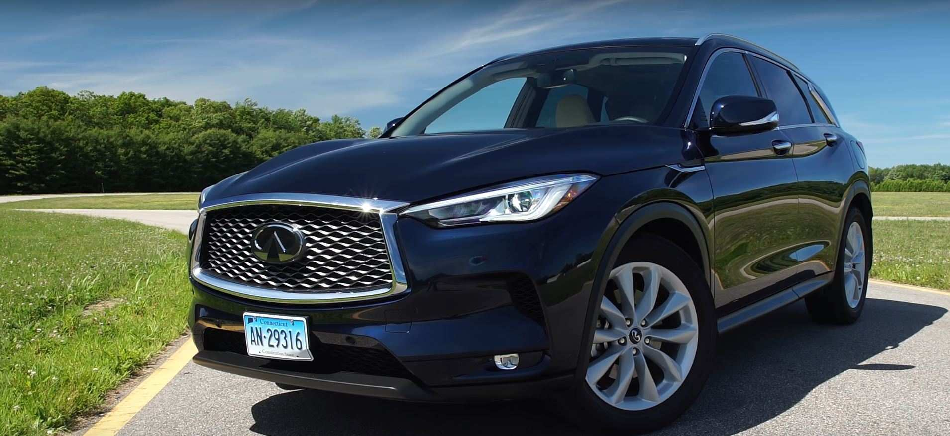 35 Gallery of 2019 Infiniti Qx50 Apple Carplay Images by 2019 Infiniti Qx50 Apple Carplay