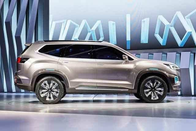 35 Gallery of 2019 Subaru Redesign Redesign for 2019 Subaru Redesign