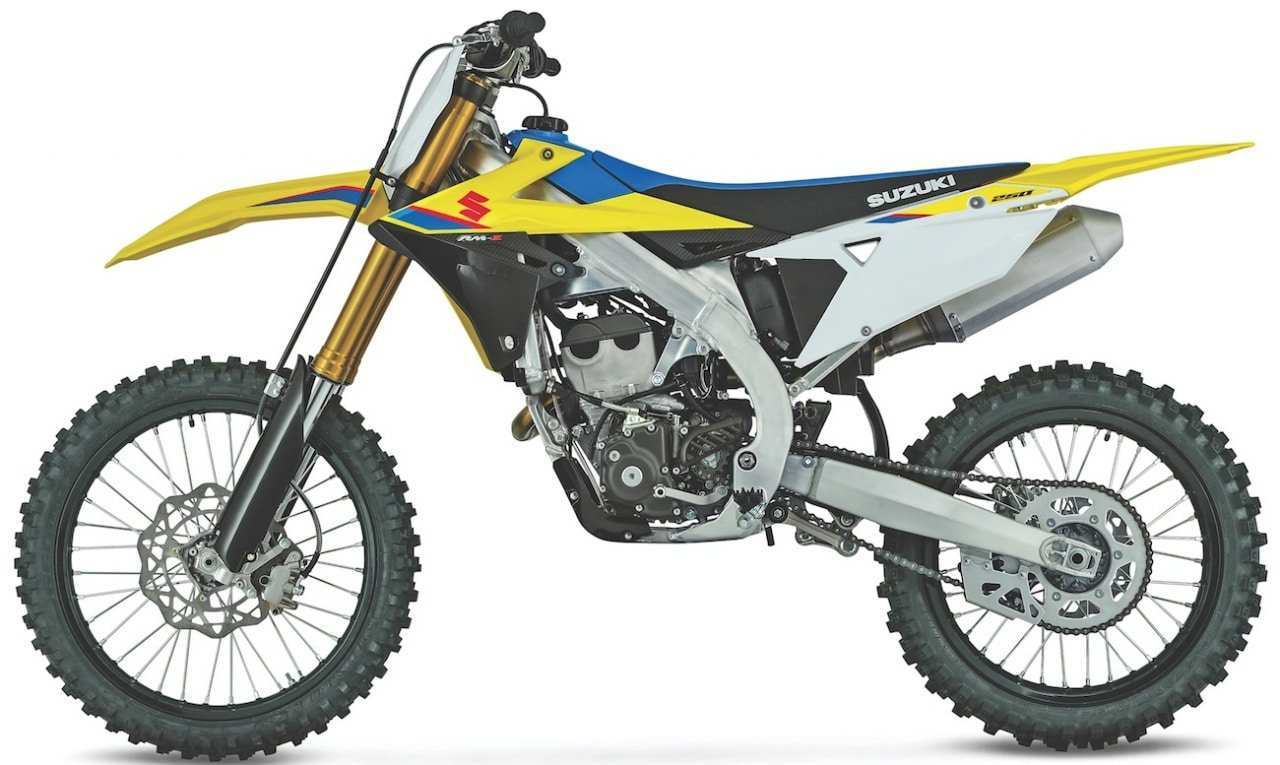 35 Gallery of 2019 Suzuki Rmz New Review with 2019 Suzuki Rmz