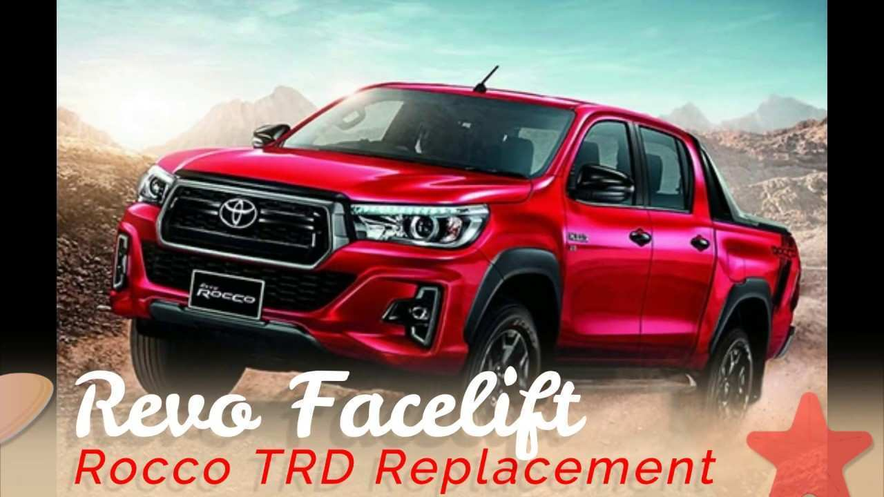 35 Gallery of 2019 Toyota Bakkie Redesign by 2019 Toyota Bakkie
