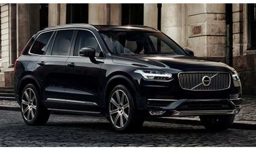 35 Gallery of 2019 Volvo Xc90 Release Date Spy Shoot by 2019 Volvo Xc90 Release Date