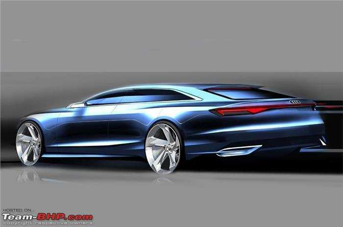35 Gallery of 2020 Audi A9 E Tron Model with 2020 Audi A9 E Tron