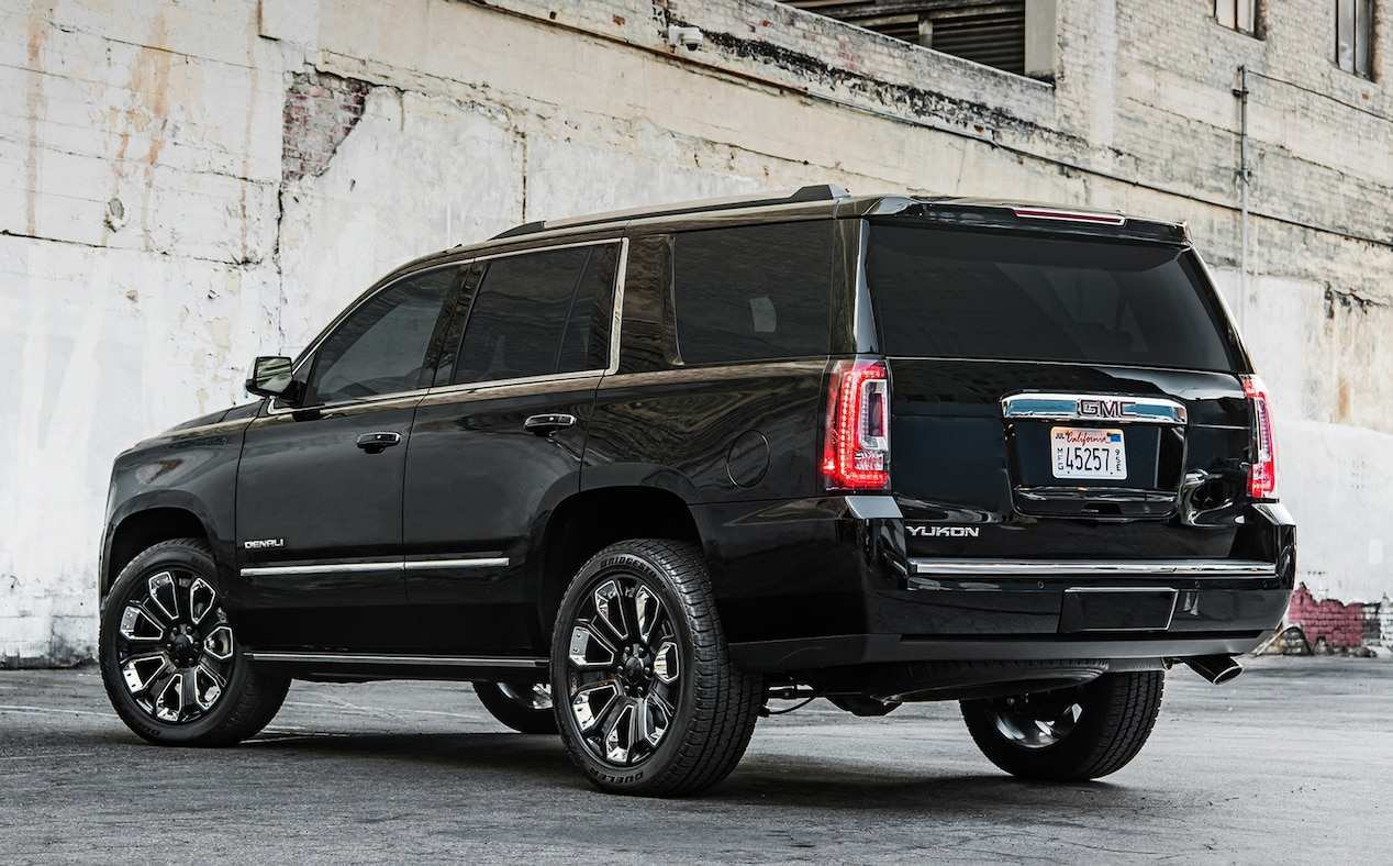 35 Gallery of New 2019 Gmc Yukon Exterior and Interior for New 2019 Gmc Yukon