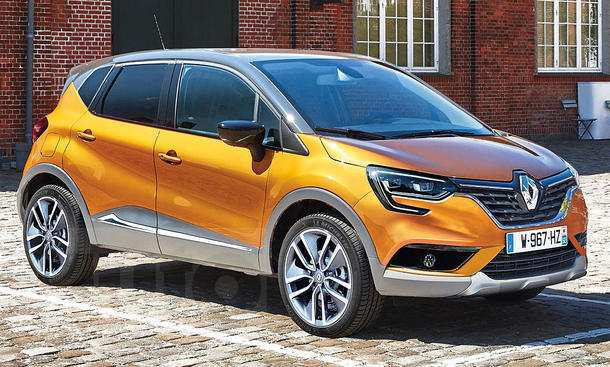 35 Gallery of Renault Kaptur 2019 Exterior and Interior for Renault Kaptur 2019