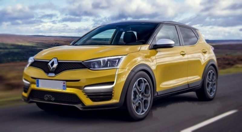 35 Gallery of Renault Kaptur 2019 Redesign for Renault Kaptur 2019