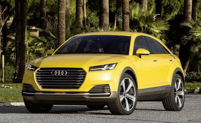 35 Great 2019 Audi Crossover Wallpaper with 2019 Audi Crossover