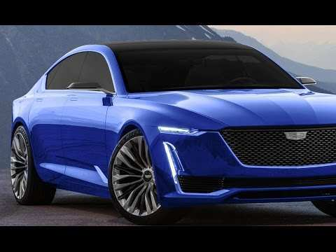 35 Great 2019 Cadillac Escala Convertible Review with 2019 Cadillac Escala Convertible
