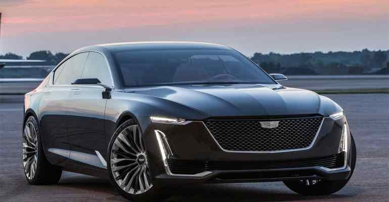 35 Great 2019 Cadillac Flagship Redesign for 2019 Cadillac Flagship