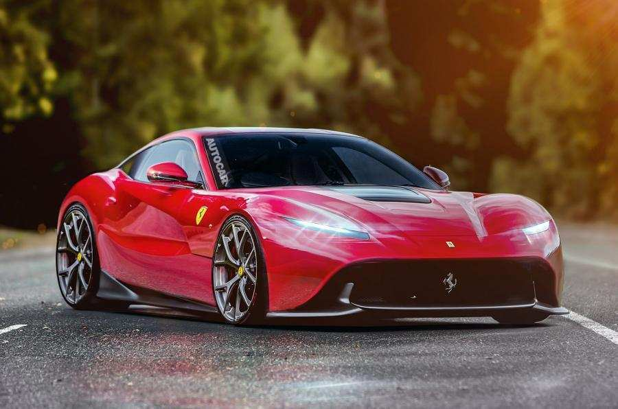 35 Great 2019 Ferrari Charger Spy Shoot for 2019 Ferrari Charger