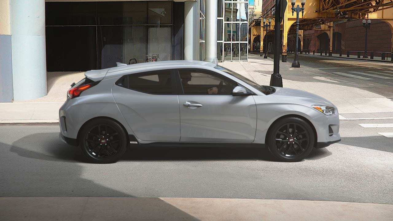 35 Great 2019 Kia Veloster Exterior with 2019 Kia Veloster