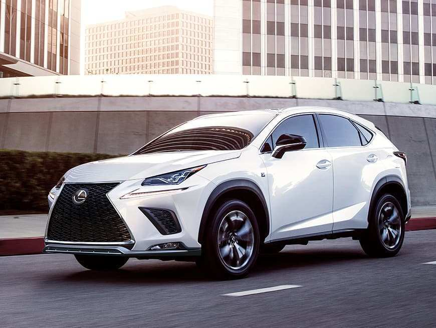 35 Great 2019 Lexus Nx History for 2019 Lexus Nx
