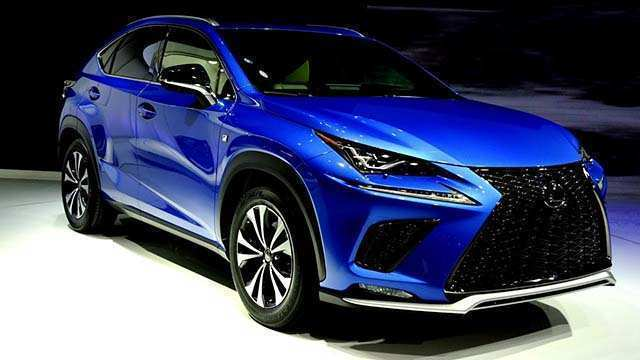 35 Great Nowy Lexus Nx 2019 New Review for Nowy Lexus Nx 2019