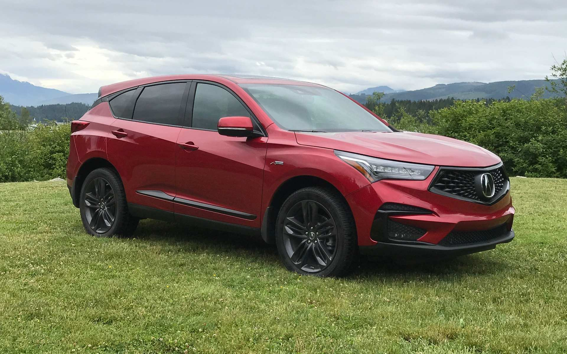 35 New 2019 Acura Rdx Preview First Drive for 2019 Acura Rdx Preview