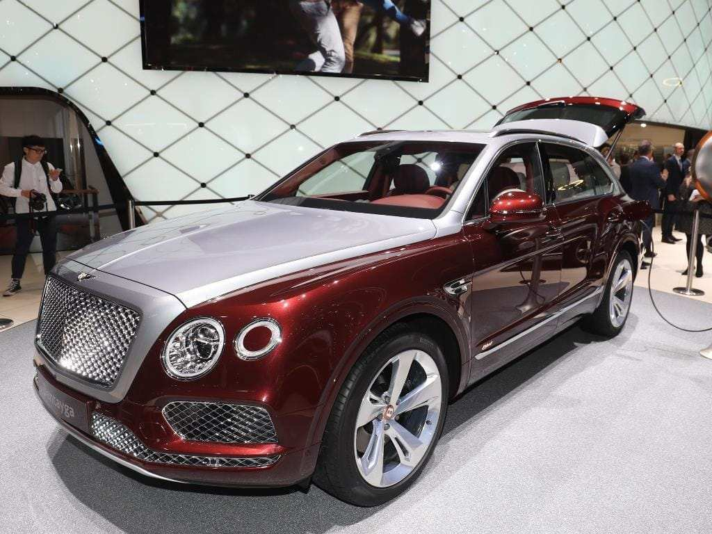 35 New 2019 Bentley Bentayga Release Date Style with 2019 Bentley Bentayga Release Date