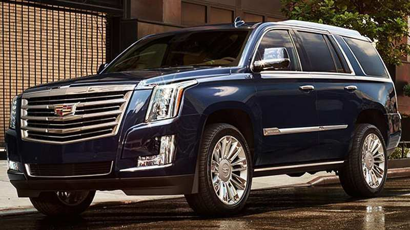 35 New 2019 Cadillac Escalade Changes Configurations with 2019 Cadillac Escalade Changes