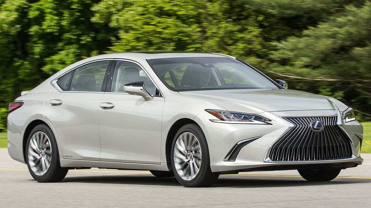 35 New 2019 Lexus Es Hybrid History for 2019 Lexus Es Hybrid