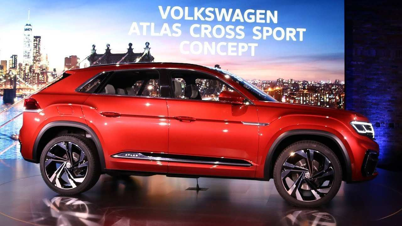 35 New 2019 Volkswagen Cross Sport Price by 2019 Volkswagen Cross Sport