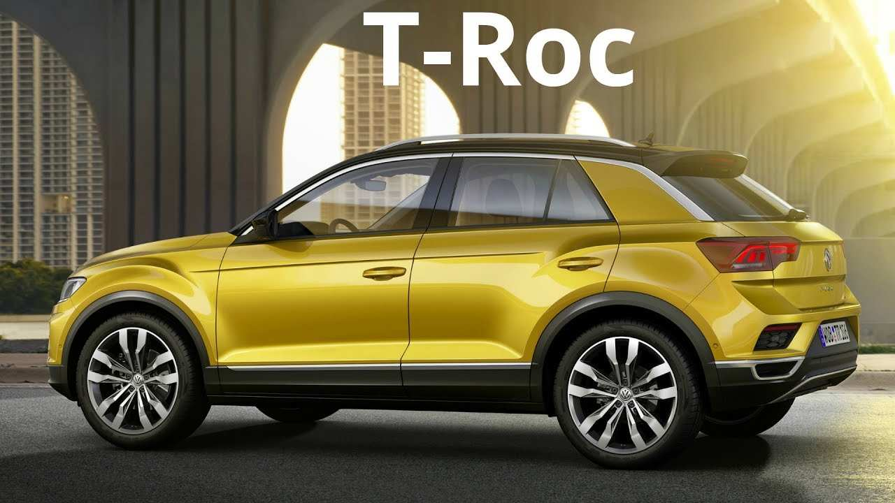 35 New 2019 Volkswagen T Roc Model for 2019 Volkswagen T Roc