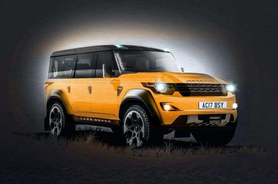 35 New Land Rover Pickup 2019 Exterior and Interior with Land Rover Pickup 2019