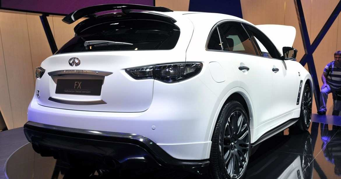35 The 2019 Infiniti Fx50 Redesign and Concept for 2019 Infiniti Fx50