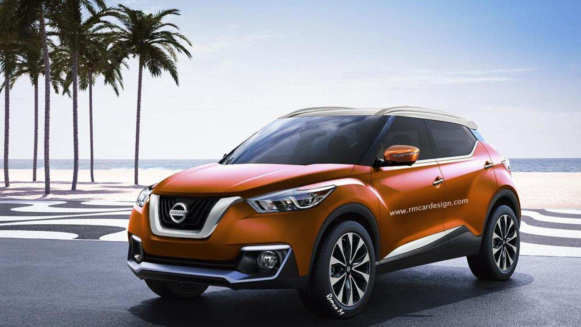 35 The 2019 Nissan Gripz New Concept by 2019 Nissan Gripz