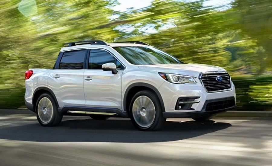 35 The 2019 Subaru Pickup Truck Configurations for 2019 Subaru Pickup Truck