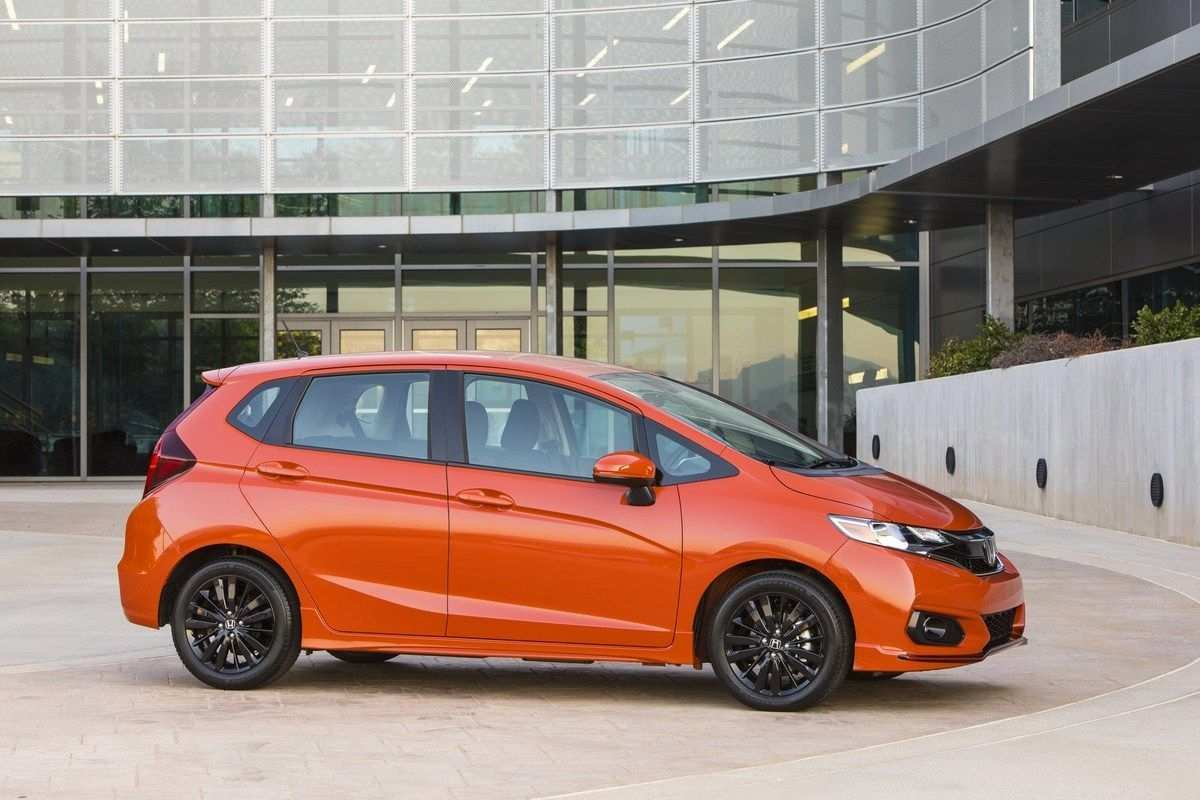35 The 2020 Honda Fit News Model with 2020 Honda Fit News