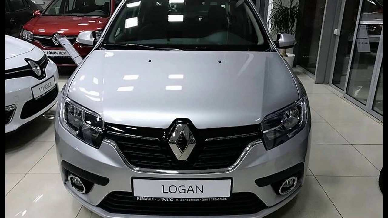 35 The Renault Logan 2020 Images by Renault Logan 2020
