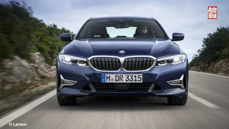 36 All New 2019 Bmw 3 Series G20 New Concept by 2019 Bmw 3 Series G20
