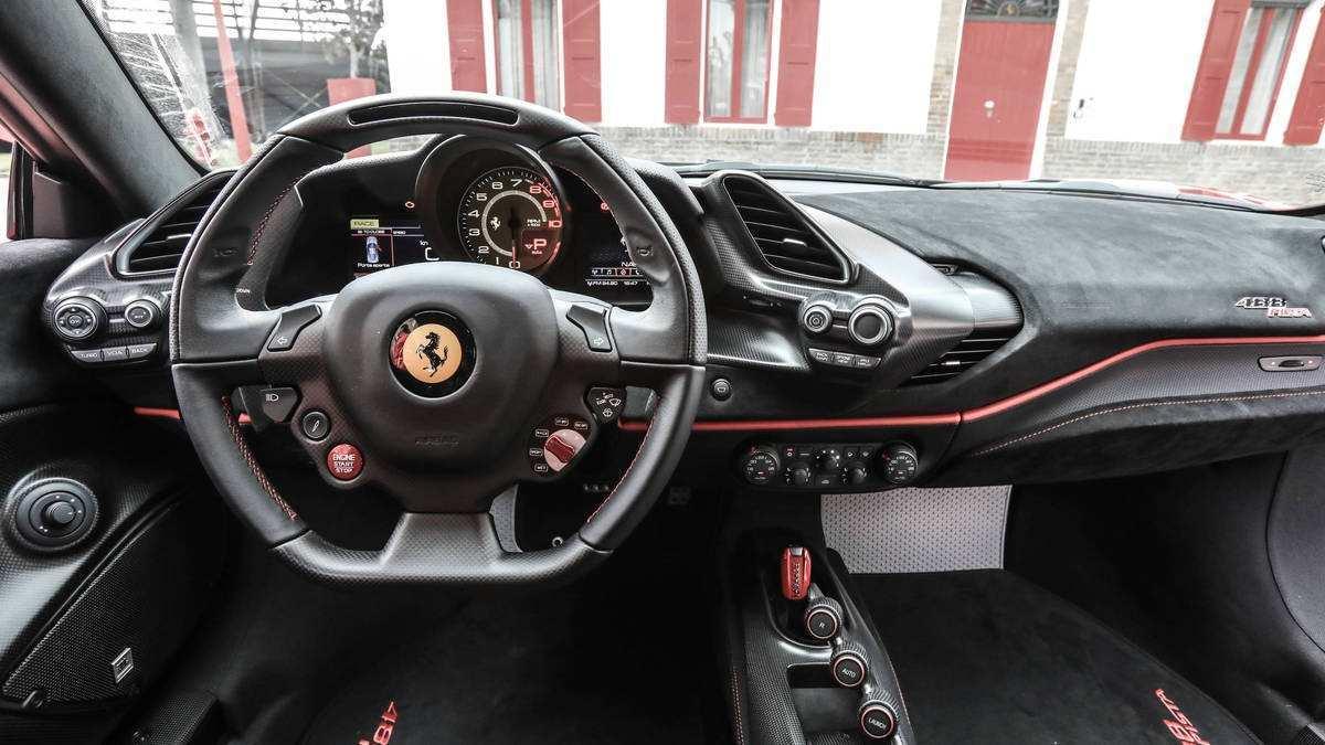 36 All New 2019 Ferrari Interior Redesign with 2019 Ferrari Interior