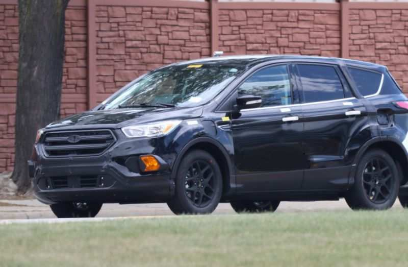36 All New 2019 Ford Escape Release Date Review by 2019 Ford Escape Release Date