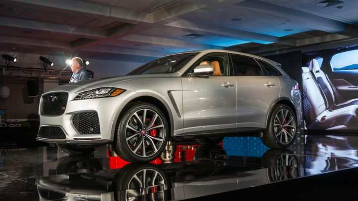 36 All New 2019 Jaguar F Pace Changes Model for 2019 Jaguar F Pace Changes