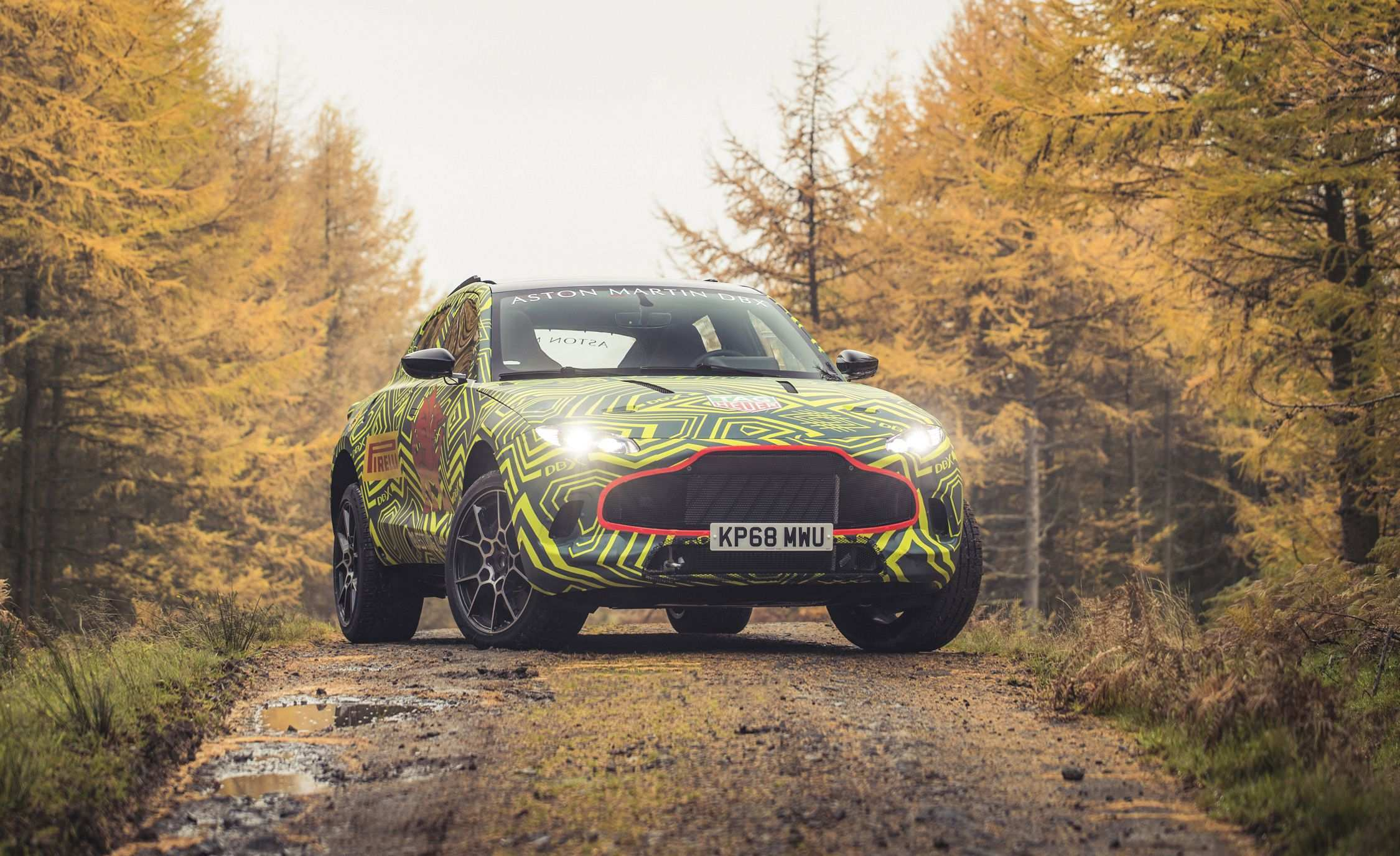 36 All New 2020 Aston Martin Dbx Photos with 2020 Aston Martin Dbx