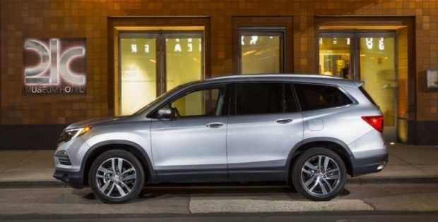 36 All New 2020 Honda Pilot Release Date Release For 2020 Honda