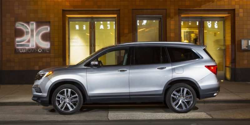 36 All New 2020 Honda Pilot Release Date Release for 2020 Honda Pilot Release Date