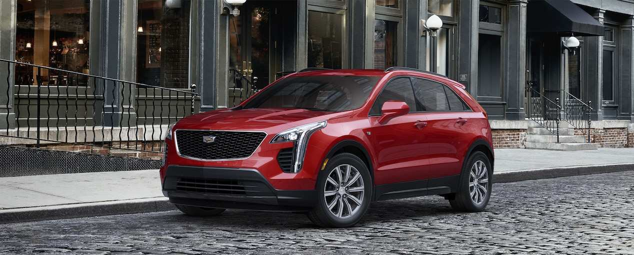 36 Best Review 2019 Cadillac St4 Redesign with 2019 Cadillac St4