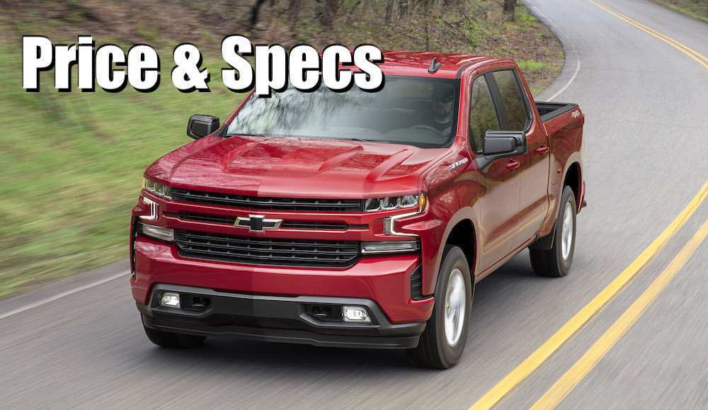 36 Best Review 2019 Chevrolet 1500 Mpg History by 2019 Chevrolet 1500 Mpg