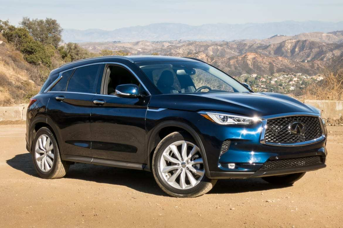 36 Best Review 2019 Infiniti Qx50 Redesign Ratings for 2019 Infiniti Qx50 Redesign