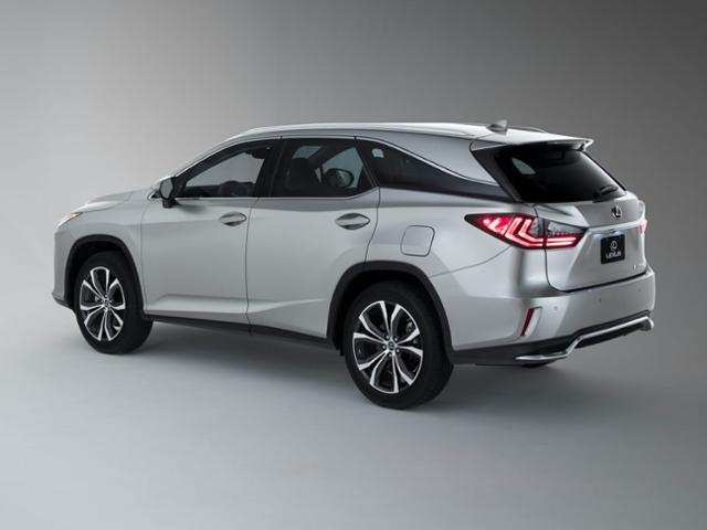 36 Best Review 2019 Lexus Rx L Wallpaper with 2019 Lexus Rx L