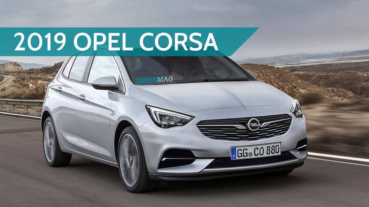 36 Best Review 2019 Opel Corsa Spy Shoot for 2019 Opel Corsa