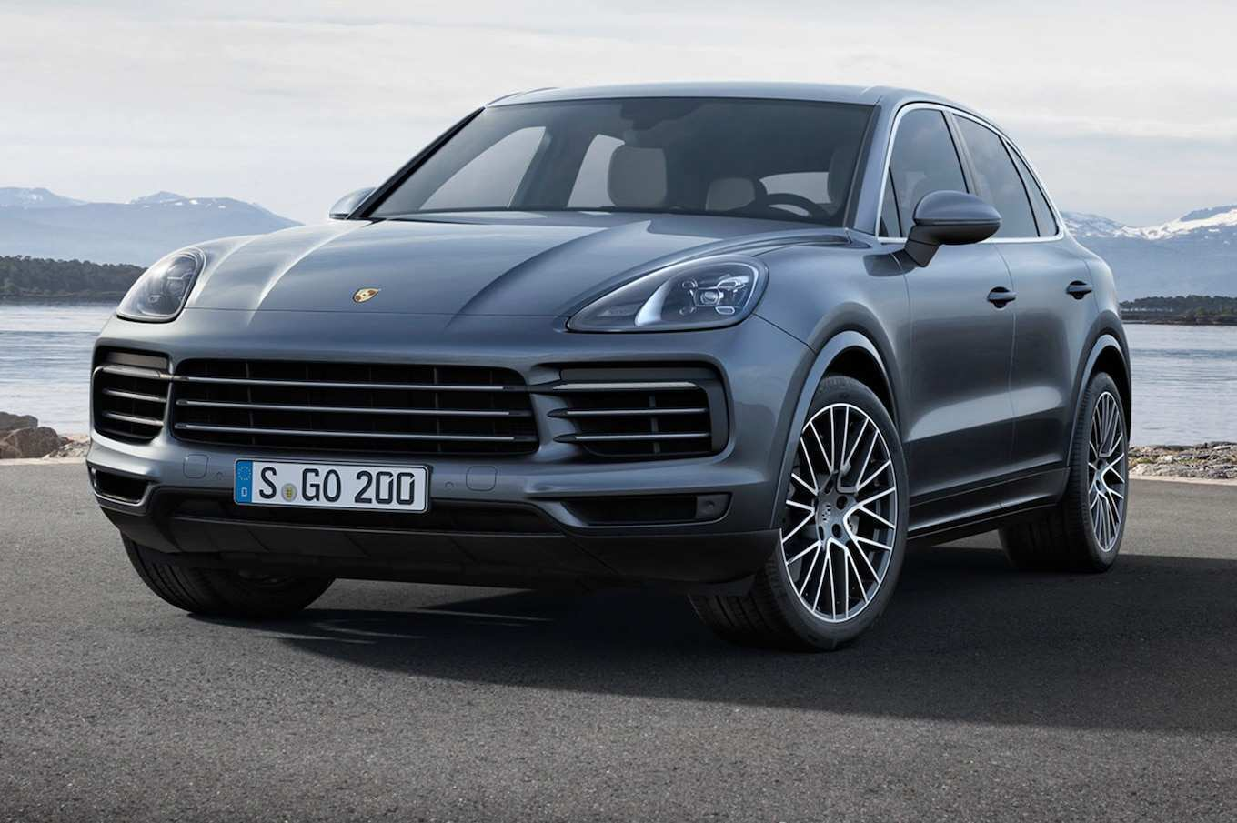 36 Best Review 2019 Porsche Cayenne First Look Exterior and Interior for 2019 Porsche Cayenne First Look