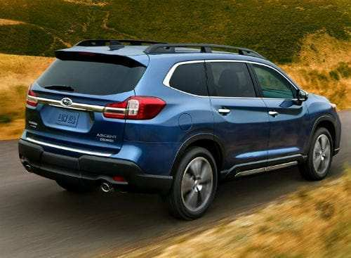 36 Best Review 2019 Subaru Ascent Release Date Redesign and Concept by 2019 Subaru Ascent Release Date