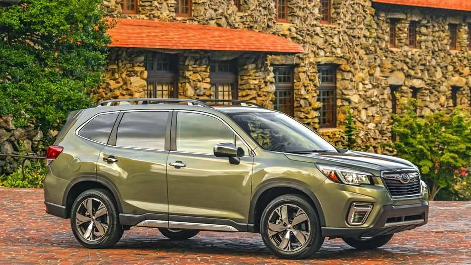 36 Best Review 2019 Subaru Forester Design Model for 2019 Subaru Forester Design